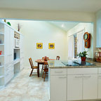 Cranbury Design Center Traditional Kitchen