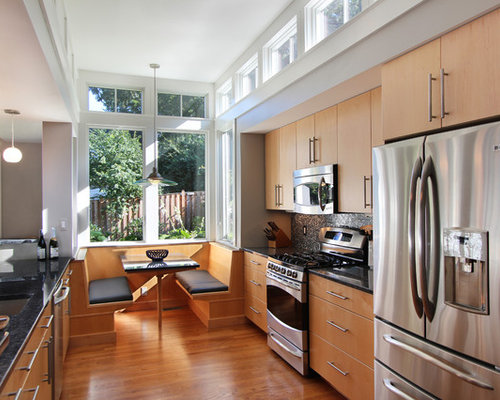 Kitchen Booth Ideas, Pictures, Remodel And Decor