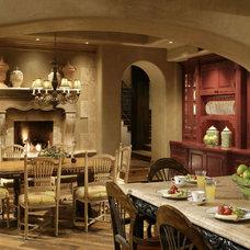Traditional Kitchen by Bess Jones Interiors