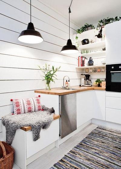 Skandinavisk Køkken by Betsy Lornbram
