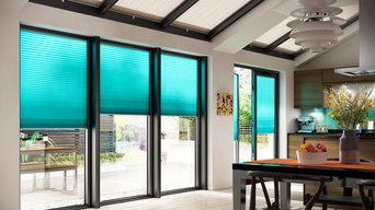 Kitchen blinds and interiors