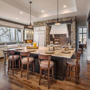 Kitchen - Blue Ridge Home in The Cliffs Valley