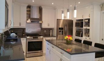 Kitchen - Bois Franc (St-Laurent, QC)