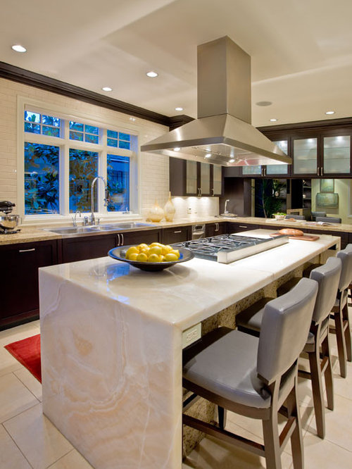 Onyx Slabs Seattle : Onyx counter houzz