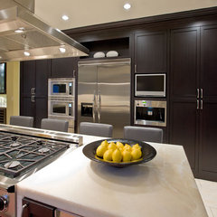 contemporary kitchen by Garret Cord Werner