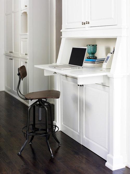 Hidden Desk Home Design Ideas Renovations Amp Photos