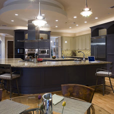 Eclectic Kitchen by Brickmoon Design