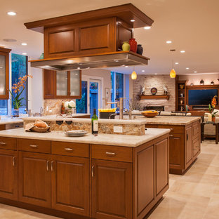 Kitchen by Alliance Custom Builders