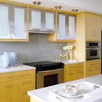 N Residence Saratoga Contemporary Kitchen San