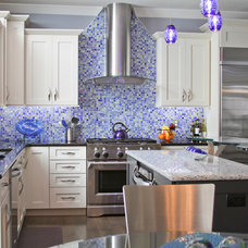 Contemporary Kitchen by Henry Plumbing