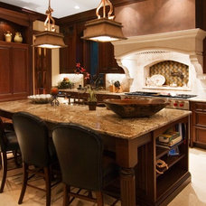 Mediterranean Kitchen by In Detail Interiors