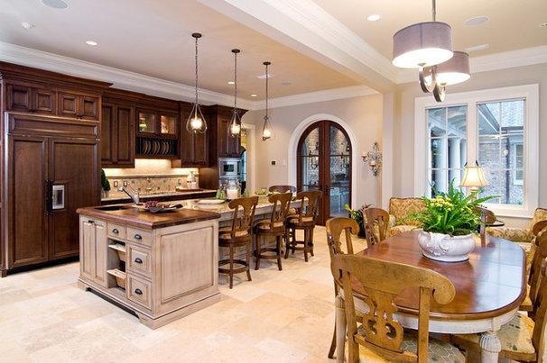 Mediterranean Kitchen by In Detail Interiors