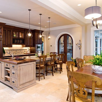 Kitchen by In Detail Kitchens, Baths, Interiors -Cheryl Kees-Clendenon, designer