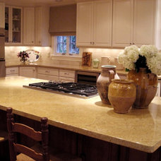 Traditional Kitchen by K Two Designs, Inc.
