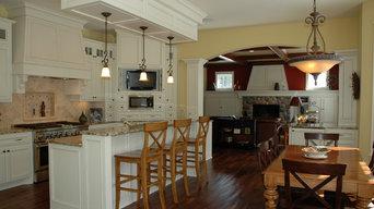 Kitchen by Mike Behr - Behr Design, Inc.