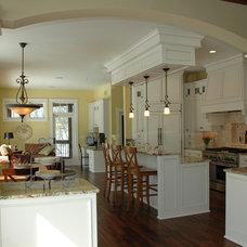 Traditional Kitchen by Behr Design