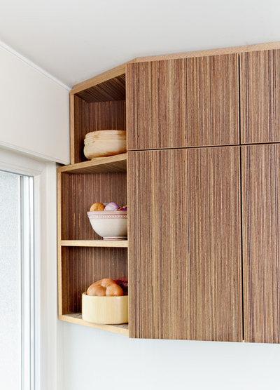 Minimalistisch Küche by Plexwood