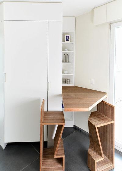 Tips til et lille køkken: Sådan indretter du smart