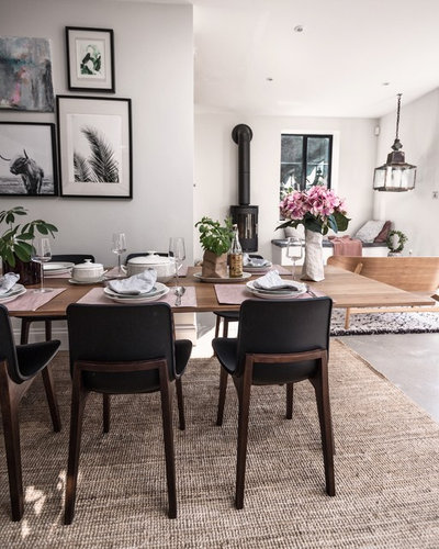 Scandinavian Kitchen by by SHnordic