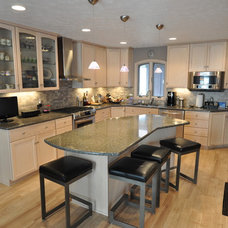 Contemporary Kitchen by Tim Englert Construction, Inc.