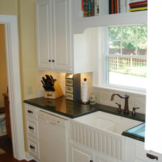 Traditional Kitchen by Tim Englert Construction, Inc.