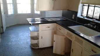 Kitchen Cabinet Contractor Grade