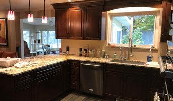 Kitchen Cabinet Installaion