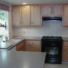 Traditional Kitchen by Arnold Construction