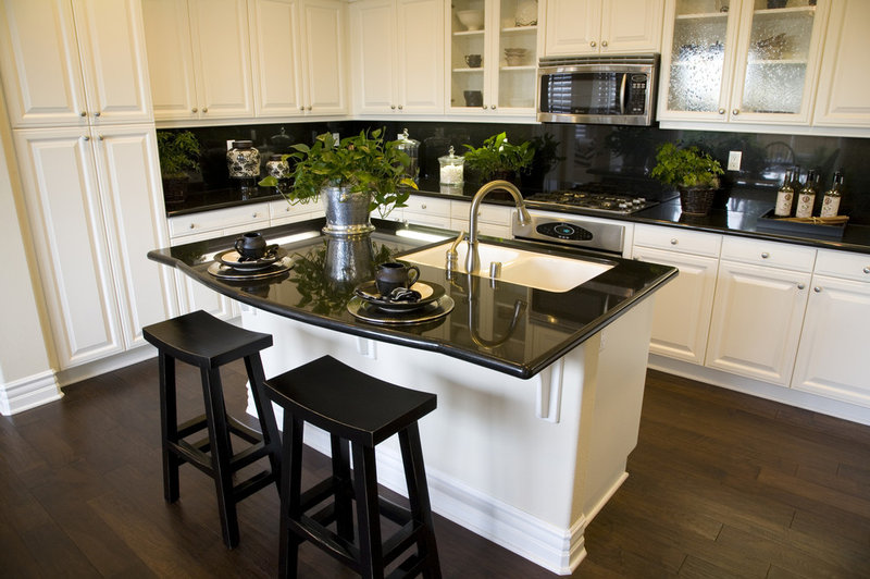 Traditional Kitchen by Benchmark Home Improvements