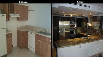 Kitchen Cabinet Refacing of Naples