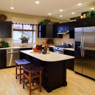 Kitchen Cabinet Refinishing Houzz