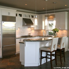 kitchen by Warline Painting Ltd.