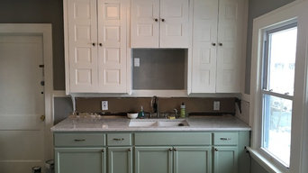 Kitchen Cabinet Transformation in Lakewood