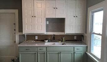 Kitchen Cabinet Transformation in Lakewood
