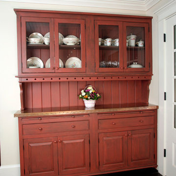 Kitchen Cabinetry  Built ins  and Barn Restoration