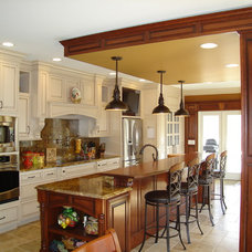 Traditional Kitchen by Smith Home Gallery