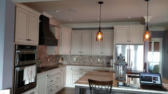 Kitchen cabinetry paint ~