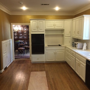 Kitchen Cabinets- After