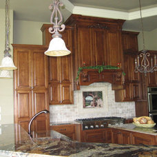 Traditional Kitchen by Brian Normann