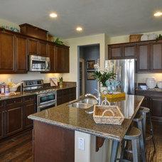 Traditional Kitchen by Kitchen AZ Cabinets