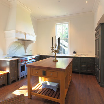 Kitchen Cabinets by Mitchel Berman Cabinetmakers