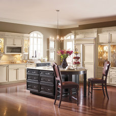 Traditional Kitchen by Capitol District Supply