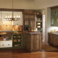 Rustic Kitchen by Capitol District Supply