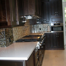 Contemporary Kitchen by D&O Cabinets INC