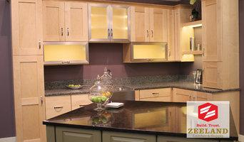 Kitchen Cabinets in Zeeland
