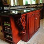 Ansley Kitchen Renovation - Transitional - Kitchen ...