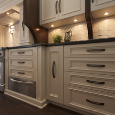 Traditional Kitchen by Robeson Design