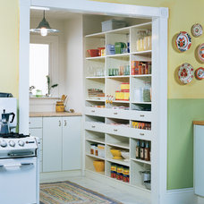 Rustic Kitchen by California Closets Maryland