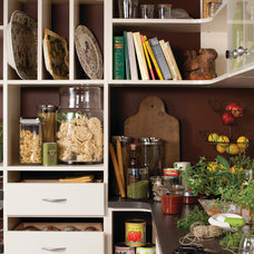 Contemporary Kitchen by California Closets Maryland