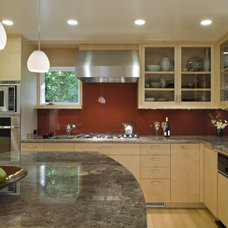 Contemporary Kitchen by Camber Construction